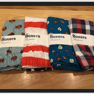 Men's Old Navy Large (36-38) Set Of Four Boxers.